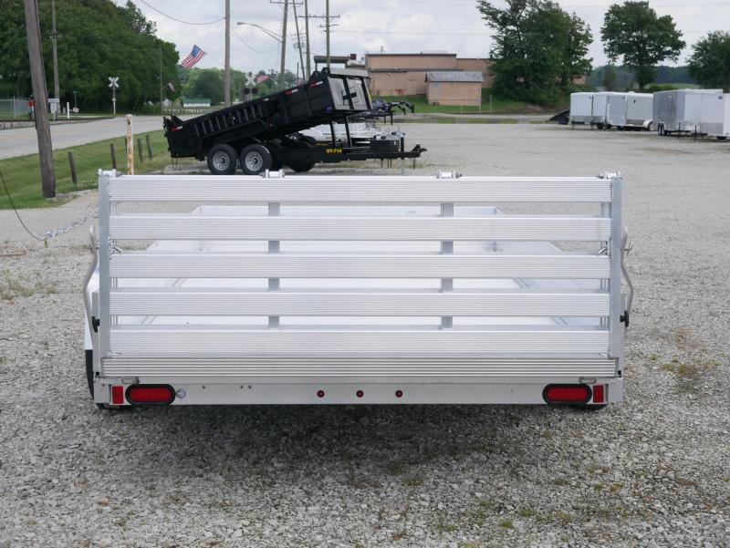 2020 Aluma 8112 SS ATV Trailer