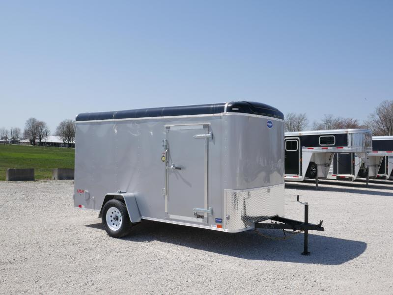 2019 United Trailers ULH 6X12SA30 Enclosed Cargo Trailer