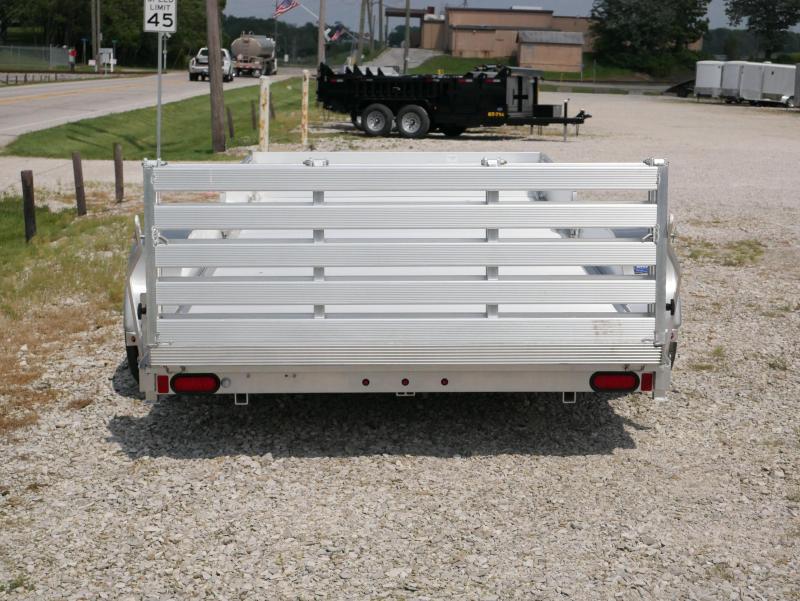 2020 Aluma 8116TA SR Utility Trailer