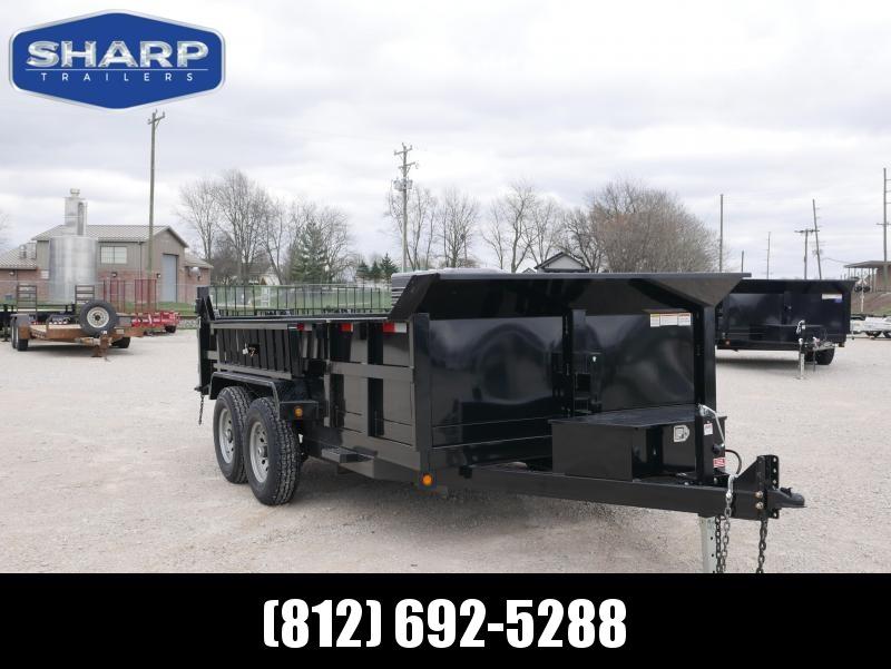 2018 Griffin LMD8314TA70 Dump Trailer