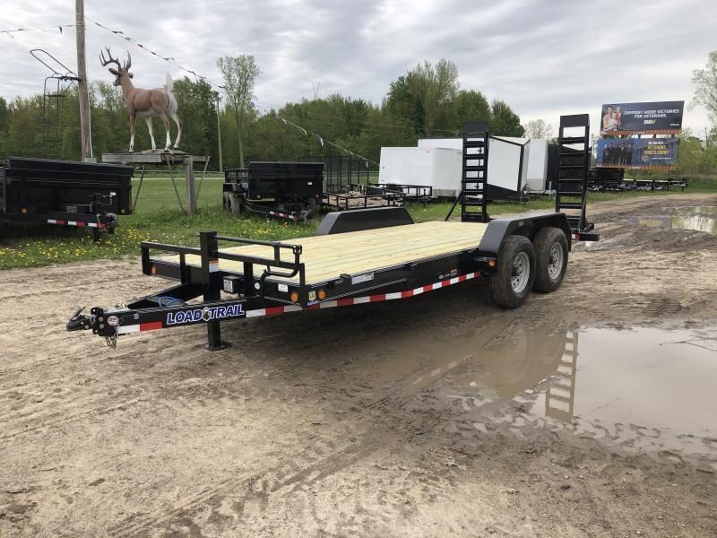 Load Trail 18ft 14K Equipment Trailer