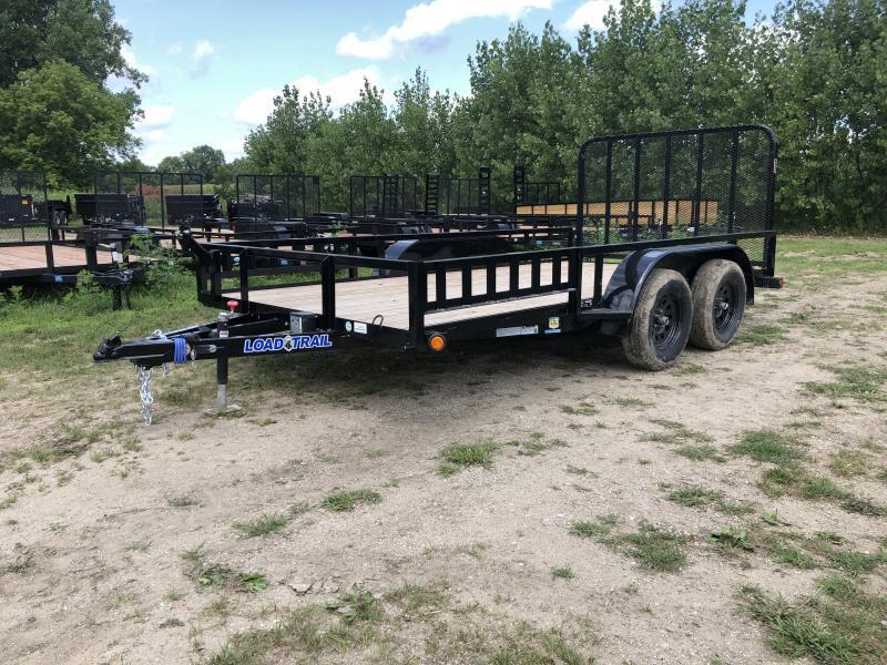 Load Trail 83 x 14  ATV Trailer