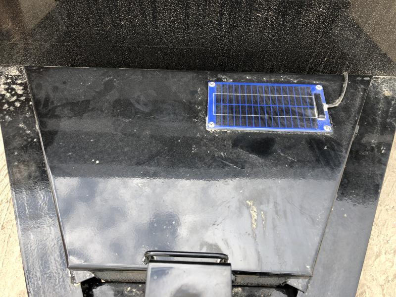 Load Trail 83x12 10K Dump Trailer Max Pkg w/Solar Charger