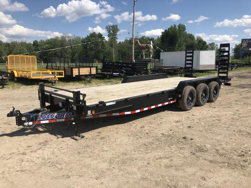 Load Trail 83x24 21K Equipment Trailer