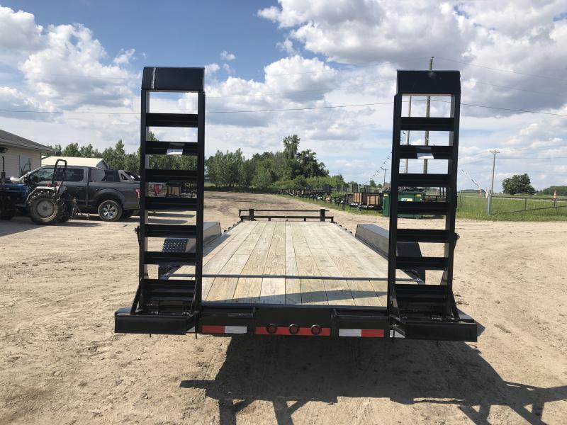 Load Trail 83x24 21K Equipment Trailer