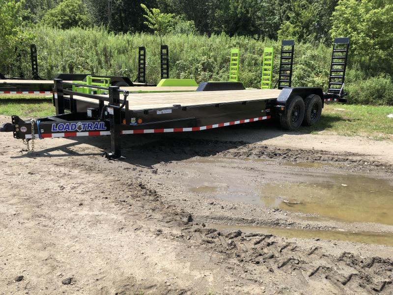 Load Trail 83 x 24 14K Equipment Trailer