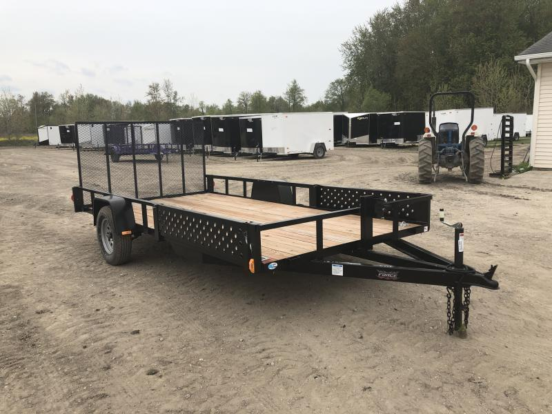 2019 Forest River Force 6.5x14 ATV PKG Utility Trailer