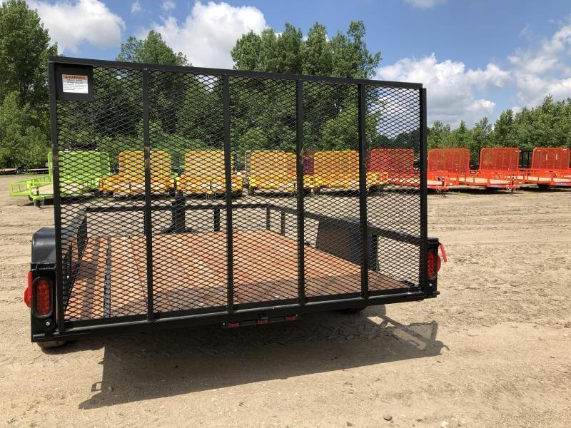 2019 Forest River Inc. Force 6.5x10 Deluxe Utility Trailer