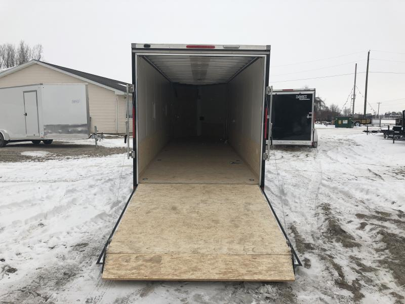 2019 Look Trailers 7X29 Avalanche Snowmobile Trailer