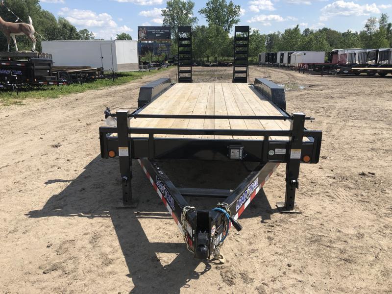 Load Trail 83x22 21K Equipment Trailer