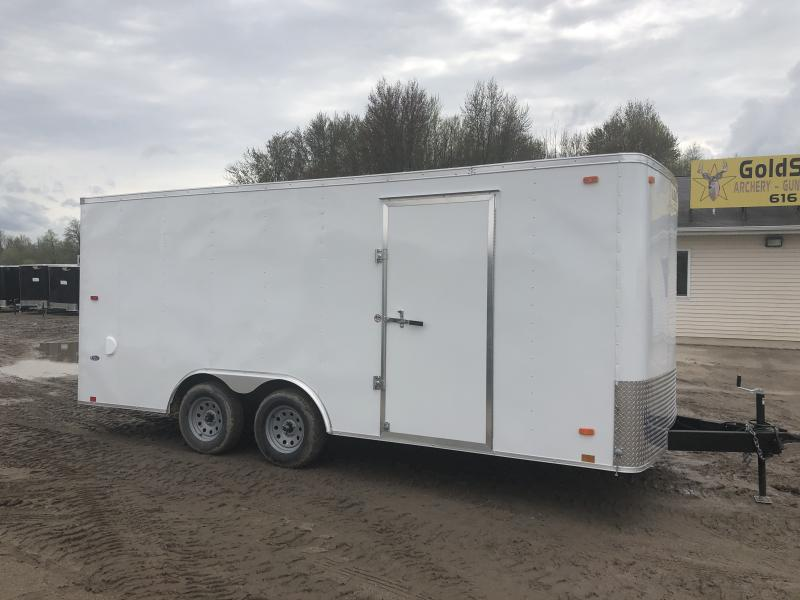 2020 Look Trailers ST85X18TE2 Car / Racing Trailer