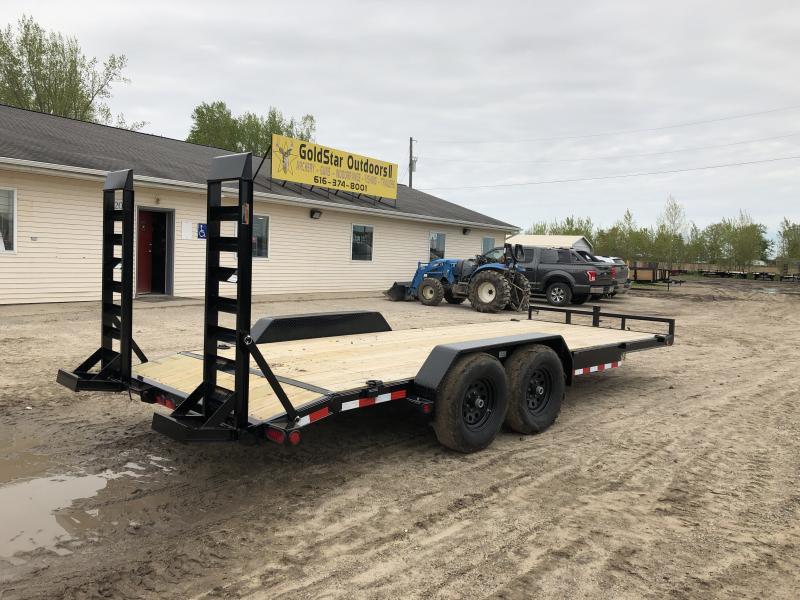 Load Trail 20ft 10K Equipment Trailer