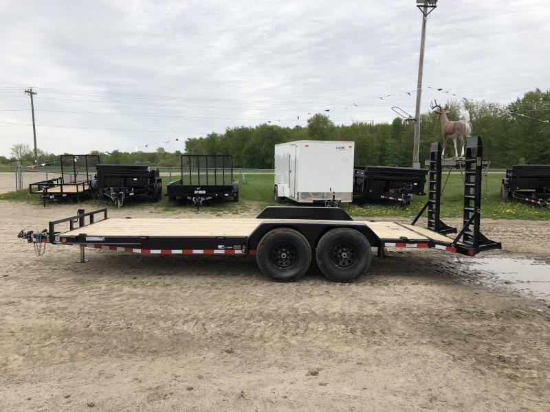 Load Trail 20ft 10K Equipment Trailer