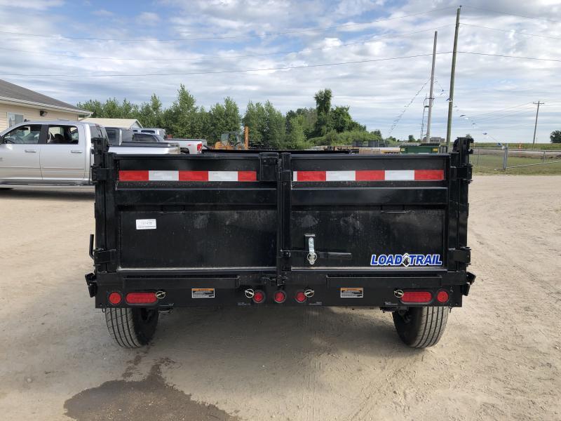 Load Trail 6x12 14K Dump Trailer Max Pkg