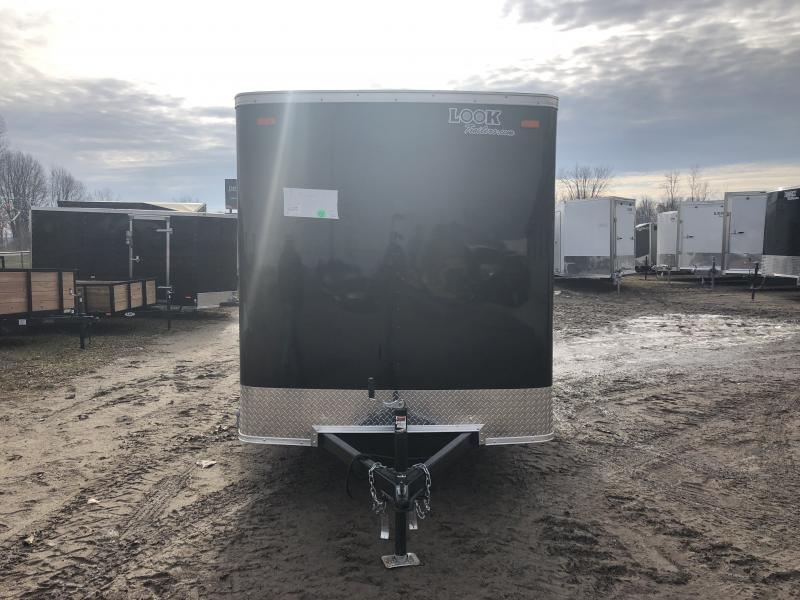 Look Trailers 6X10 Ramp Door Enclosed Cargo Trailer