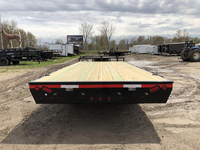 2019 Load Trail DK10 Deck Over 9990 Lb w/6″ Channe Equipment Trailer