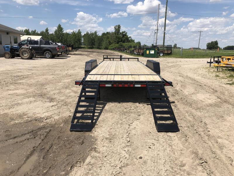 Load Trail 83 x 22 14k Equipment Trailer