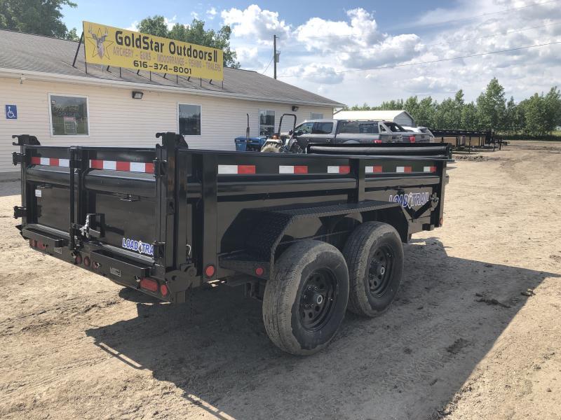 Load Trail 6x12 10K Dump Trailer