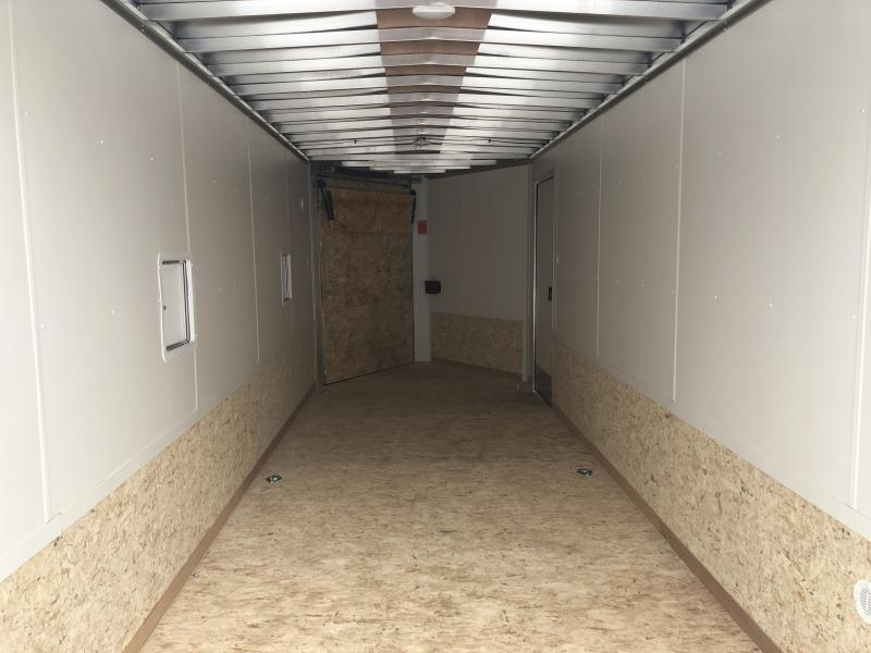 2019 Look Trailers 7X23 Avalanche Snowmobile Trailer