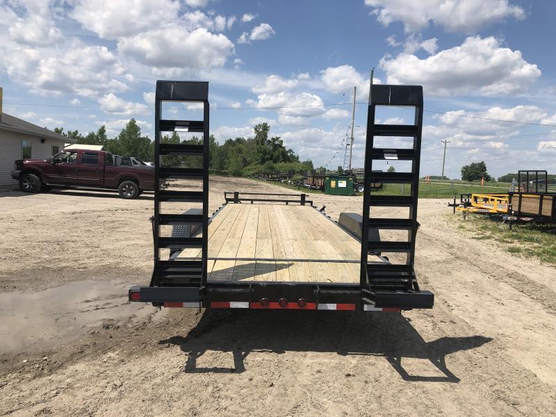 Load Trail 24' 14K Equipment Trailer