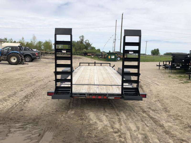 Load Trail 22ft 10K Equipment Trailer