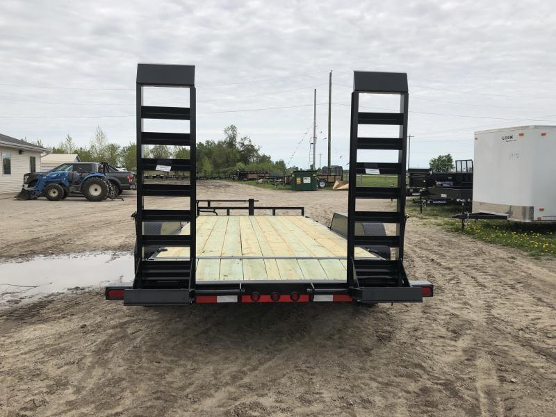 Load Trail 18ft 14K Equipment Trailer