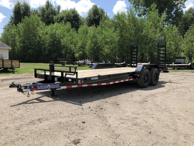 "Load Trail 83""x20 14K Equipment Trailer"