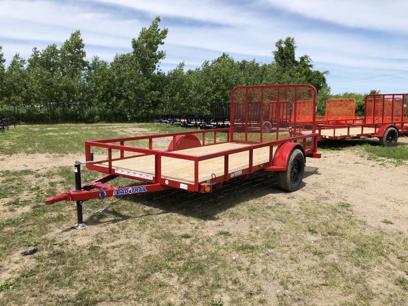Load Trail SE 77x12 Utility Trailer