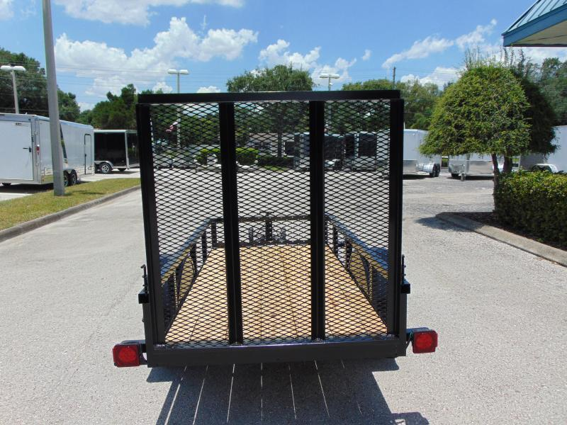 New Worldwide Trailer 4X8 Utility Trailer
