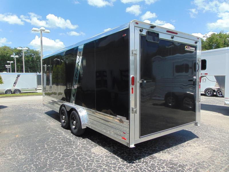 2019 Legend Manufacturing 8X23 All Aluminum Enclosed Cargo Trailer