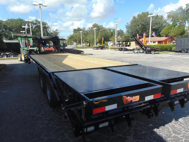 2019 Doolittle Trailer Mfg 8.5X25GN Equipment Trailer