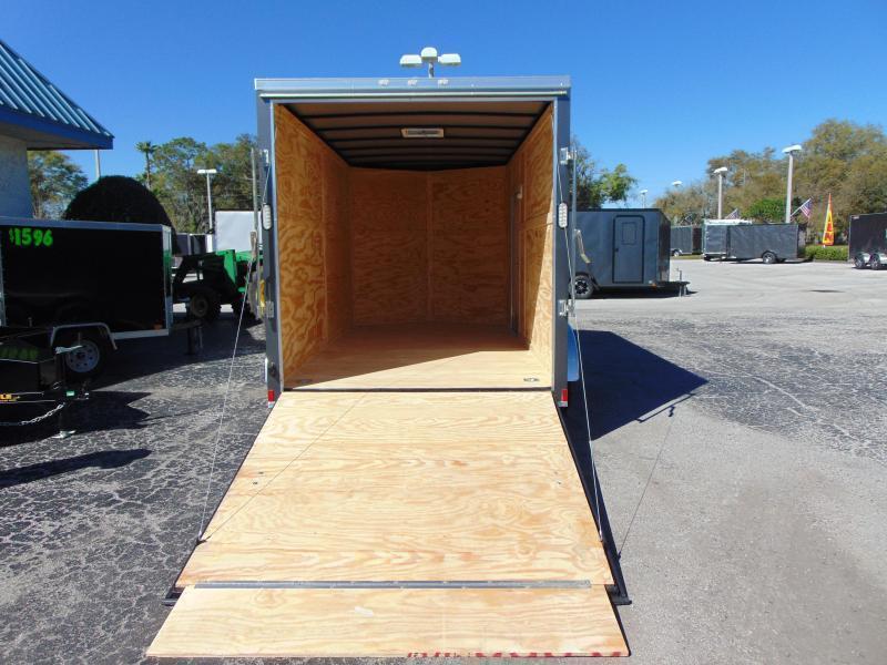 2019 Rock Solid Cargo 7X14TA Enclosed Cargo Trailer
