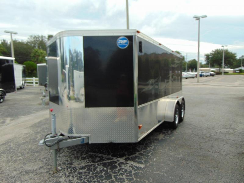 2013 Pre-Owned Wells Cargo 7X14 Low Rider Enclosed Cargo Trailer