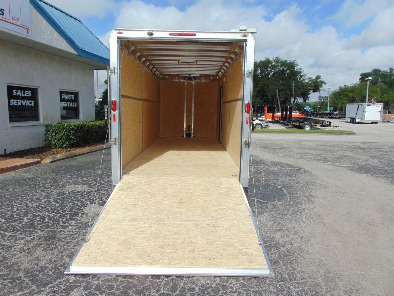 2019 Legend Manufacturing 7X21 Aluminum Enclosed Cargo Trailer