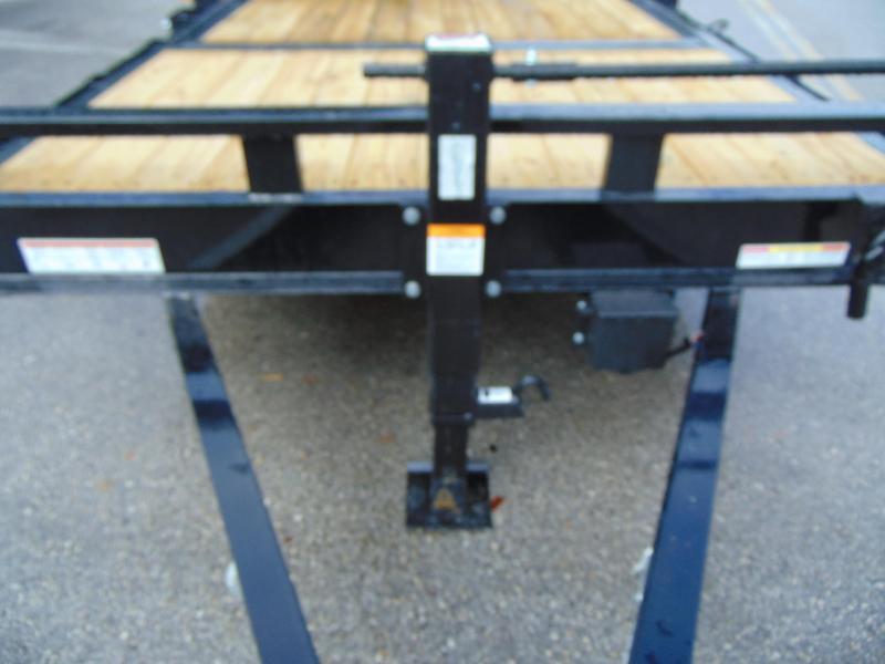 2019 Sure-Trac 7X16+4 Tilt Bed 16K Equipment Trailer