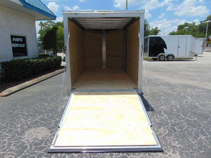 2019 NEO Trailers 6X12 Aluminum Enclosed Cargo Trailer