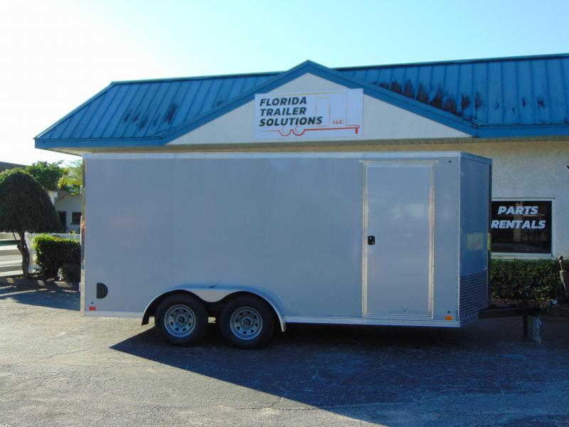 2019 Cross Trailers 7X16TA Enclosed Cargo Trailer