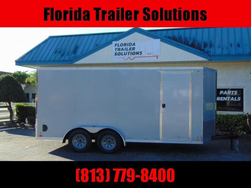 2019 Cross Trailers 7X16TA Enclosed Cargo Trailer in Ashburn, VA