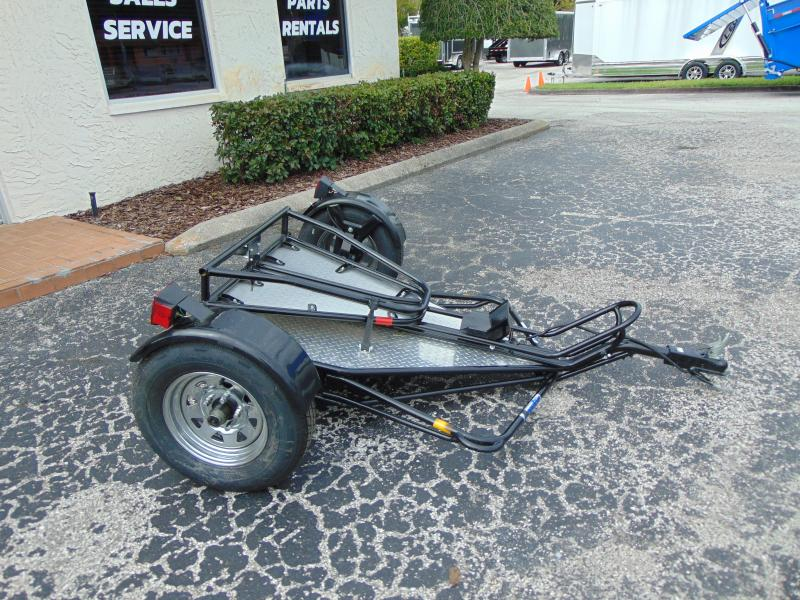 2010 Kendon Stand Up Single Motorcycle Trailer