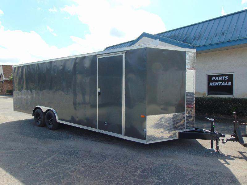 2019 Rock Solid Cargo 8.5X24 Car / Racing Trailer