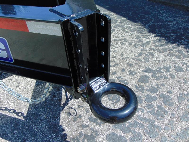 New Sure-Trac 102X22 HD Low Pro 15k Deckover Power Tilt