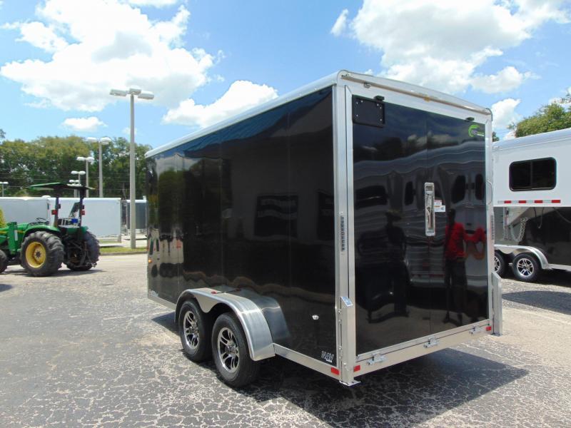 2019 NEO Trailers 7X14 Aluminum Enclosed Cargo Trailer