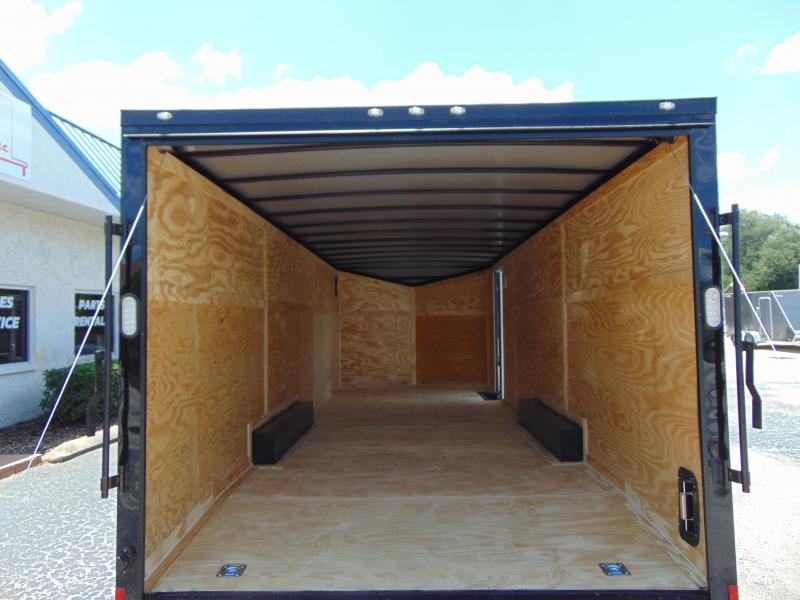 2019 Rock Solid Cargo 8.5X24TA Enclosed Cargo/Car Trailer