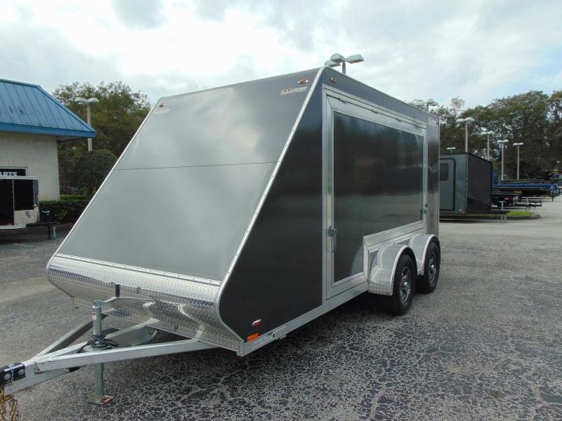 2019 Legend Manufacturing 7X17 All Sport Enclosed Cargo Trailer