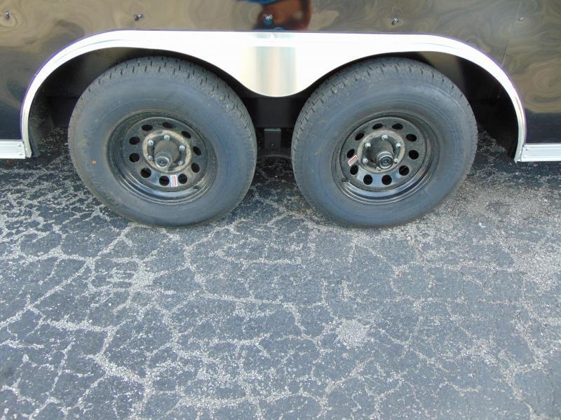 2020 Rock Solid 8.5x24TA Car / Racing Trailer