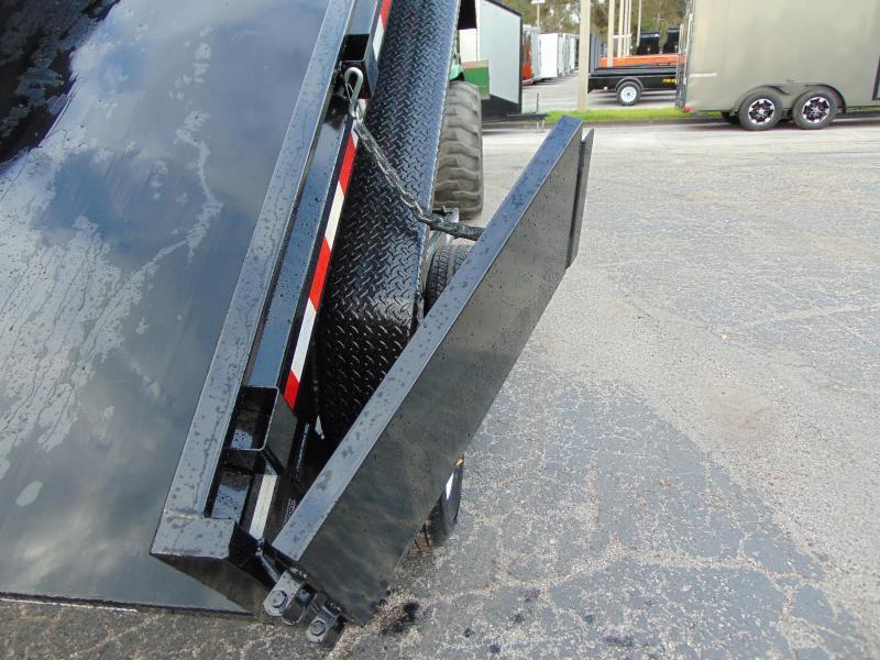 2019 Sure-Trac 5X10 Low Profile 7k Single Ram Dump Trailer