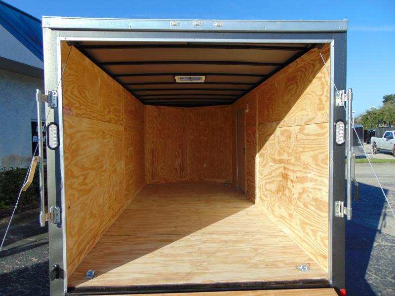 2019 Rock Solid Cargo 7X16TA Enclosed Cargo Trailer