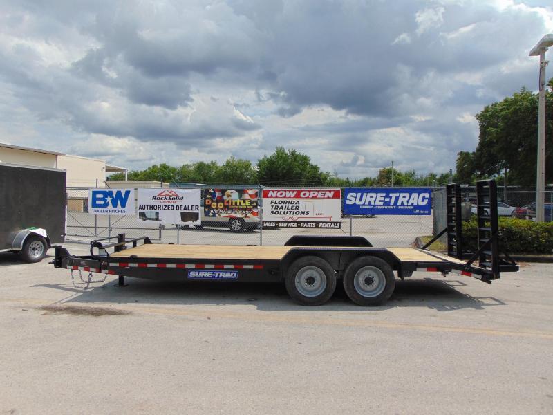 2019 Sure-Trac 7X18 16K Equipment Trailer