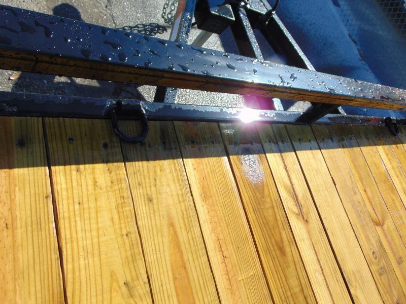 2019 Sure-Trac 7X20 Wood Deck Car Hauler