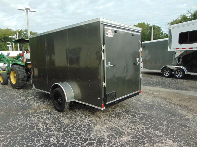 2019 Rock Solid Cargo 6X12 Enclosed Cargo Trailer